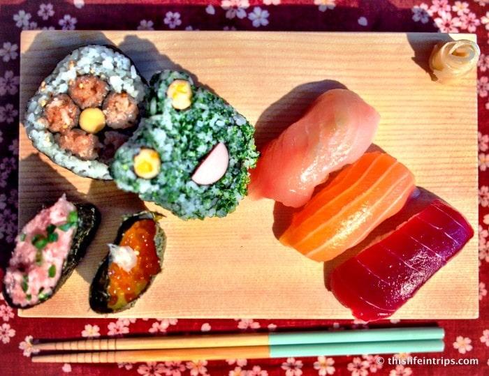 Tokyo Sushi-Making