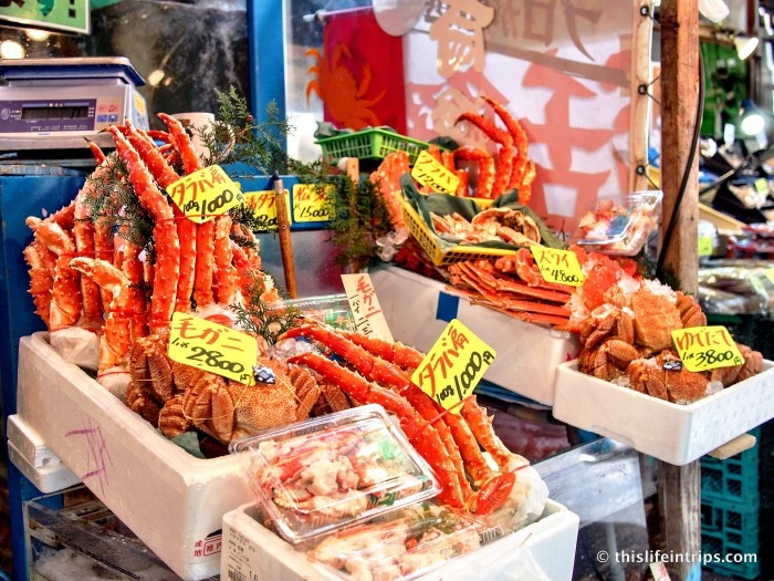 Tasting Tsukiji Market with Tokyo FooDrink 7