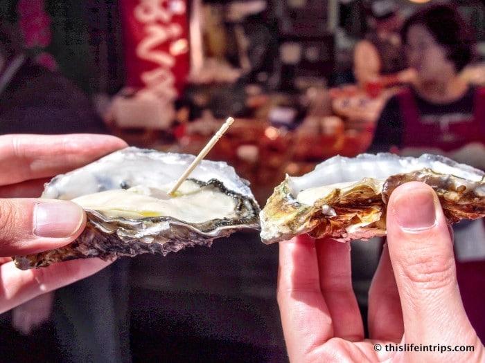 Tasting Tsukiji Market with Tokyo FooDrink 9