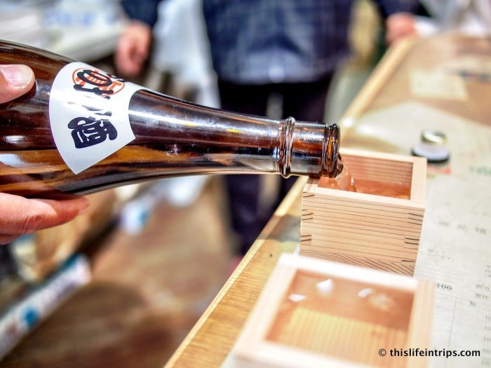Tasting Tsukiji Market with Tokyo FooDrink 10