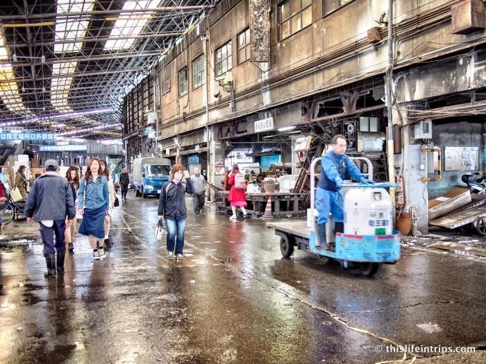 Tasting Tsukiji Market with Tokyo FooDrink 13