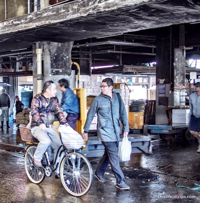 Tasting Tsukiji Market with Tokyo FooDrink 15