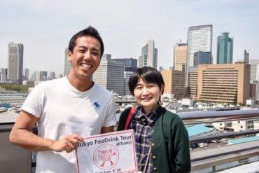 Tasting Tsukiji Market with Tokyo FooDrink 19