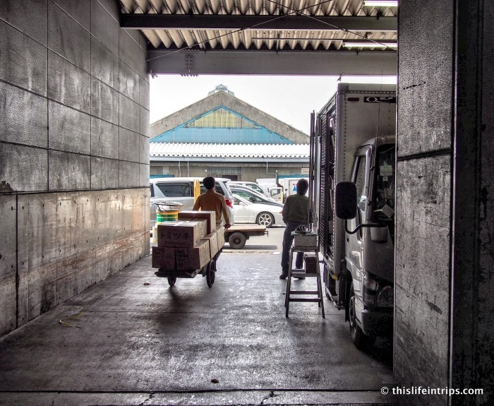 Tasting Tsukiji Market with Tokyo FooDrink 20