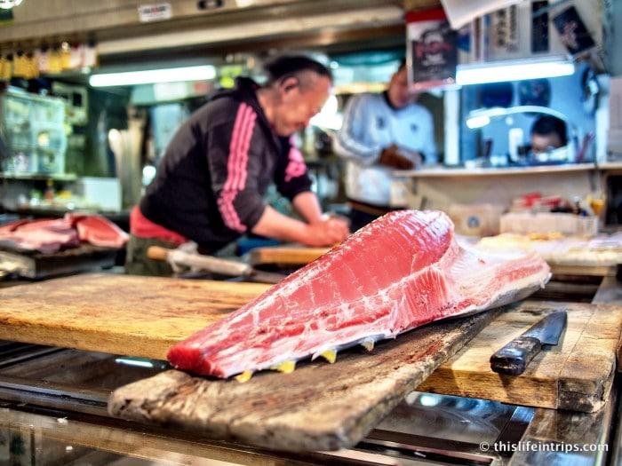 Tasting Tsukiji Market with Tokyo FooDrink 26