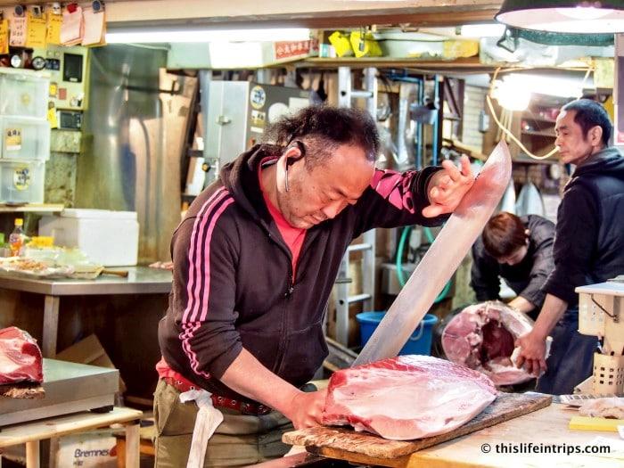 Japan Wonder Travel - Tokyo Fish Market Tour Review