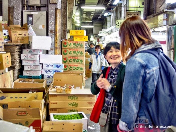Tasting Tsukiji Market with Tokyo FooDrink 32