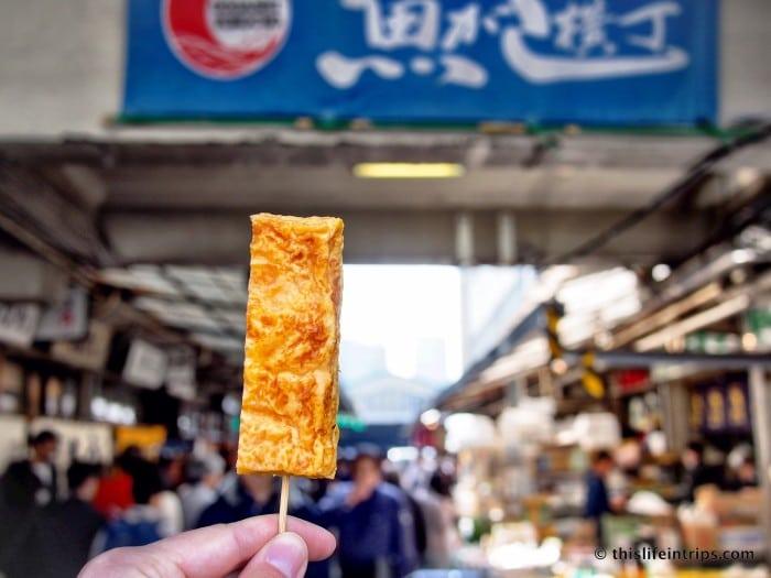 Tasting Tsukiji Market with Tokyo FooDrink 34