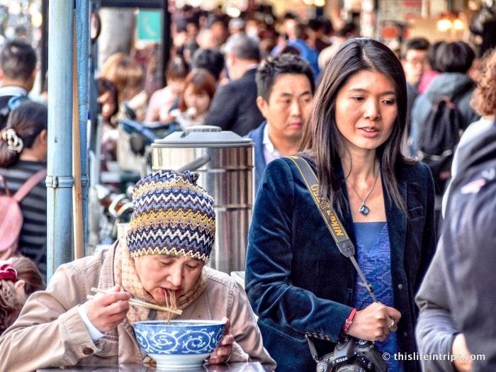 Tasting Tsukiji Market with Tokyo FooDrink 35