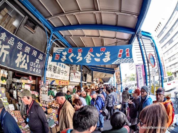 Tasting Tsukiji Market with Tokyo FooDrink 38