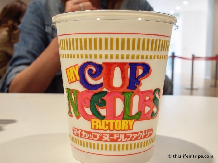 Visiting the Instant Ramen Museum - Birthplace of Cup Noodle. 5