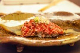 Eating Kobe Beef in Osaka…sort of 5
