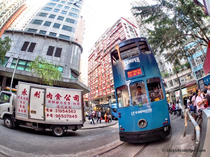 Hong Kong Eating Adventures