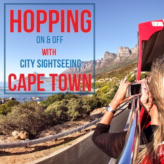City Sights Bus Tour South Africa