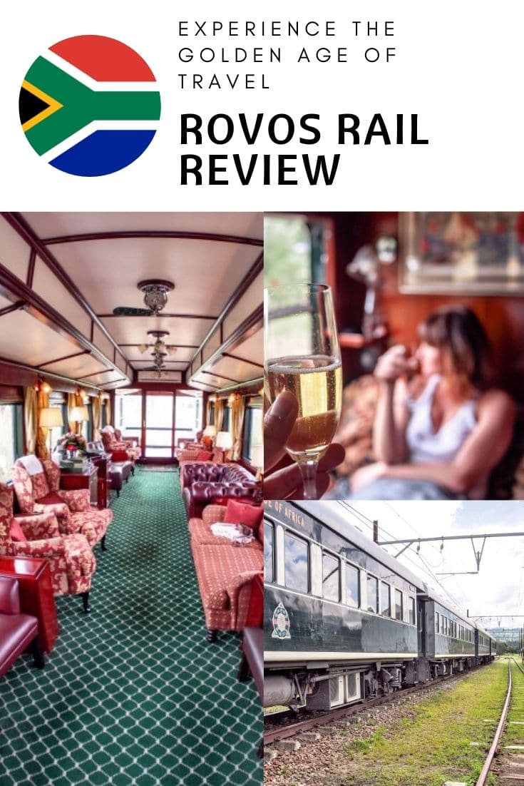 Rovos Rail Review - Experience the Golden Age of Travel Once Again