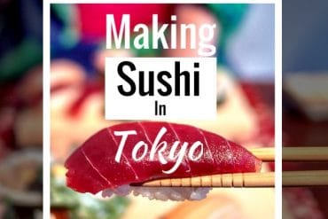 Let's Roll - Tokyo Sushi-Making Tour Review 13