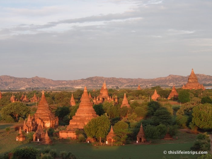 Balloon, Bike, or Buggy? | How to Tackle the Endless Temples in Bagan