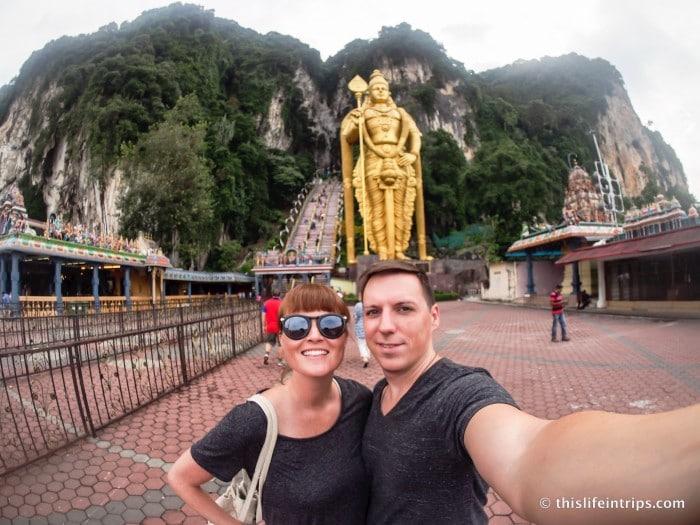 Visiting Batu Caves From Kuala Lumpur 3