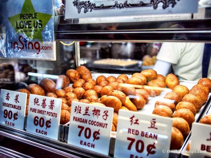 Chinatown Food Adventures