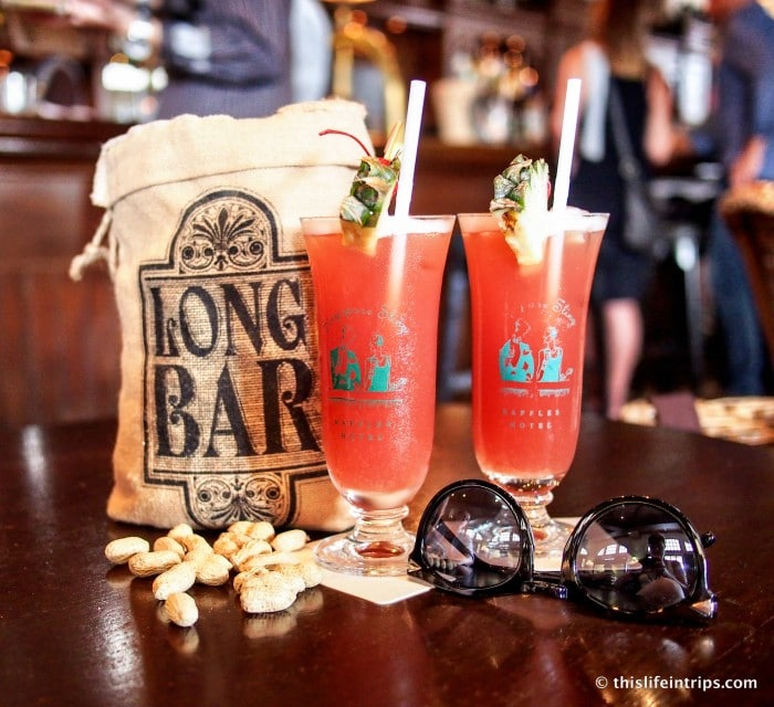 Singapore Cocktail Bars