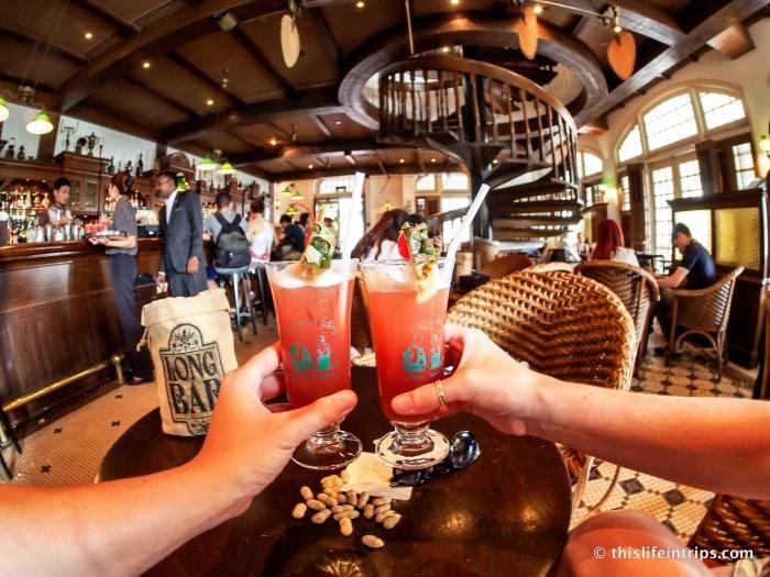 Singapore Cocktail Bars