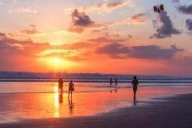 A Photo Walk Along Kuta Beach | This Life in Trips