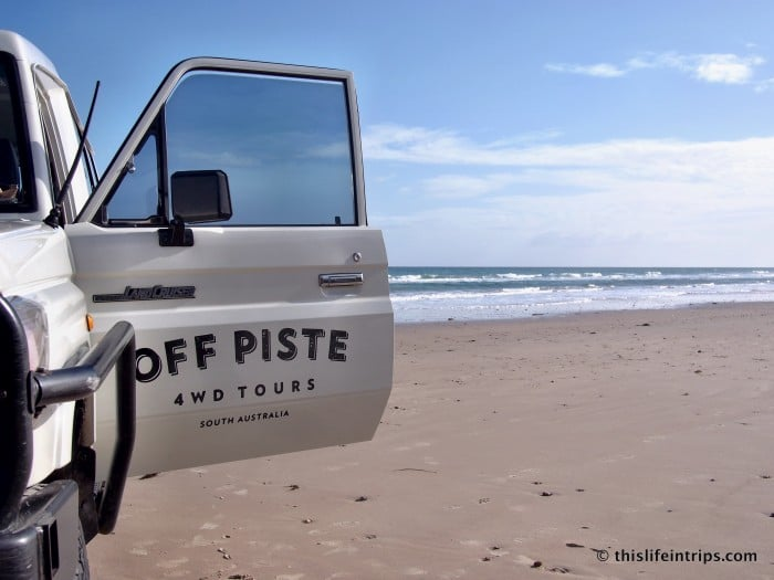 touring the Fleurieu Peninsula