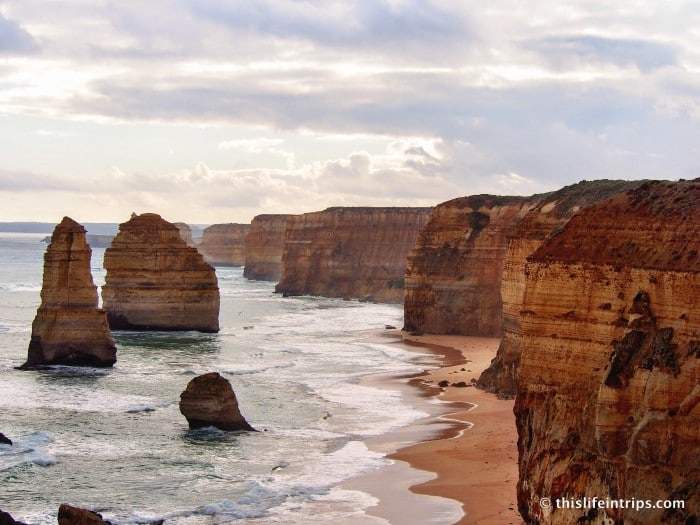 A Photo Walk Along 12 Apostles