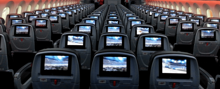 The Best Airlines For In-Flight Entertainment 1