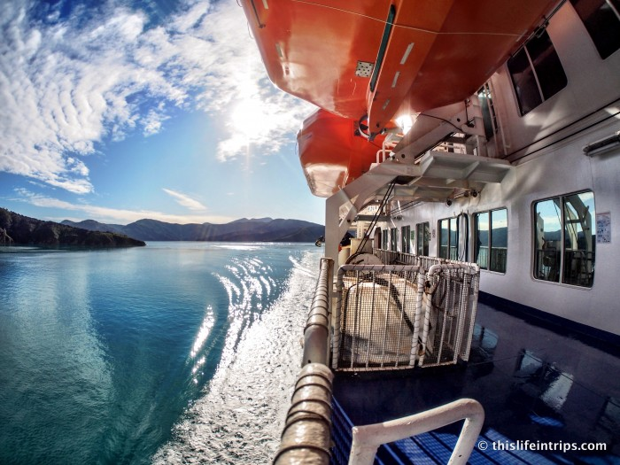 Crossing the Cook Strait in Style – Kaitaki Plus Lounge Review 6