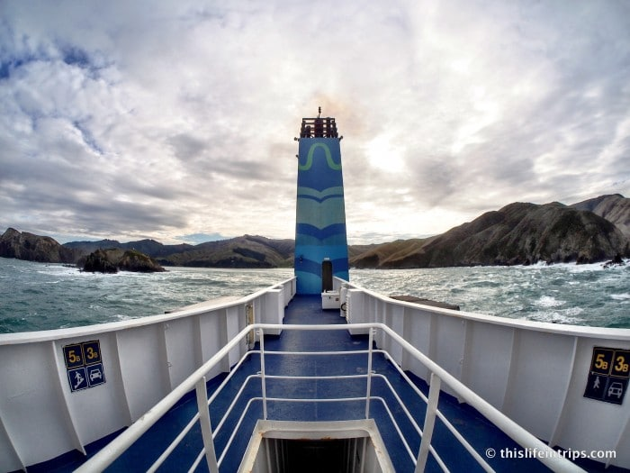 Crossing the Cook Strait in Style – Kaitaki Plus Lounge Review 11