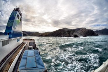 Crossing the Cook Strait in Style – Kaitaki Plus Lounge Review 13