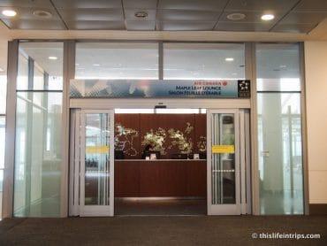 A Peek Inside the Toronto Maple Leaf Lounge 1