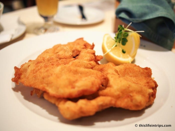 Coming around on Schnitzel and other Austrian Eats