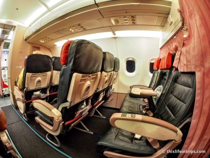 Turkish Air Business Class Review