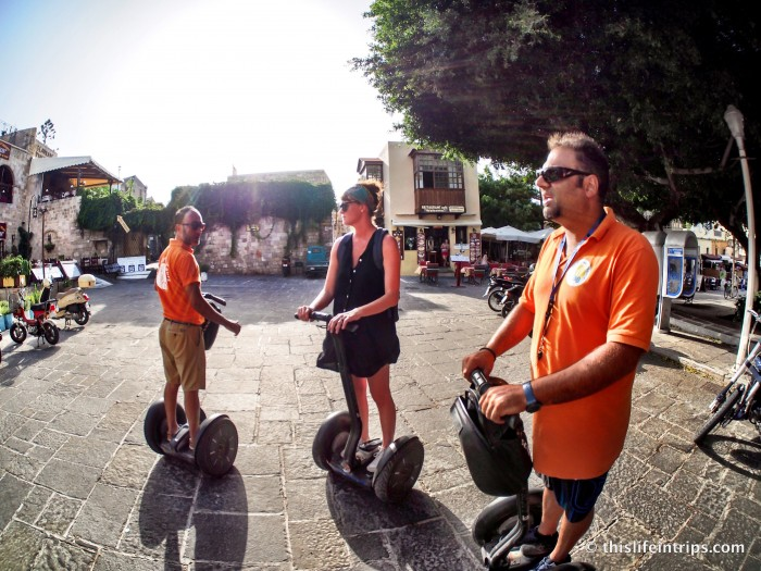 Rhodes Segway Tours