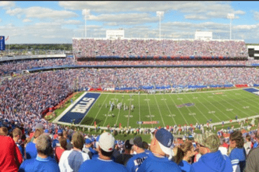 Which NFL Stadiums Have the Best Food?
