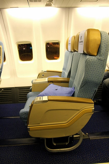 EgyptAir Intracontinental Business Class Review