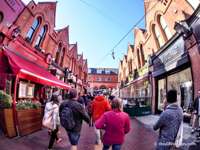 Seeing Dublin with Pat Liddy's Walking Tours 5