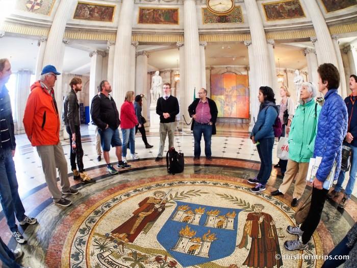 Pat Liddy's Walking Tours