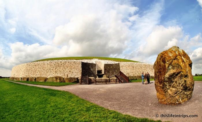 Visiting Newgrange