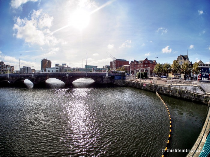 touring Belfast