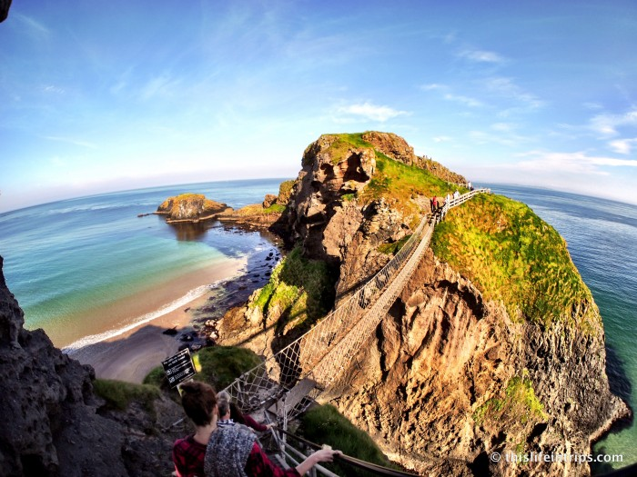 Visiting Carrick-a-Rede Rope Bridge   A Northern Ireland Must