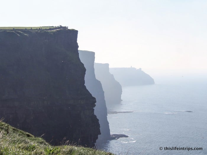 A Photo walk along the Cliffs of Moher