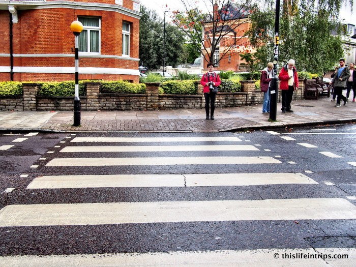Visiting Abbey Road