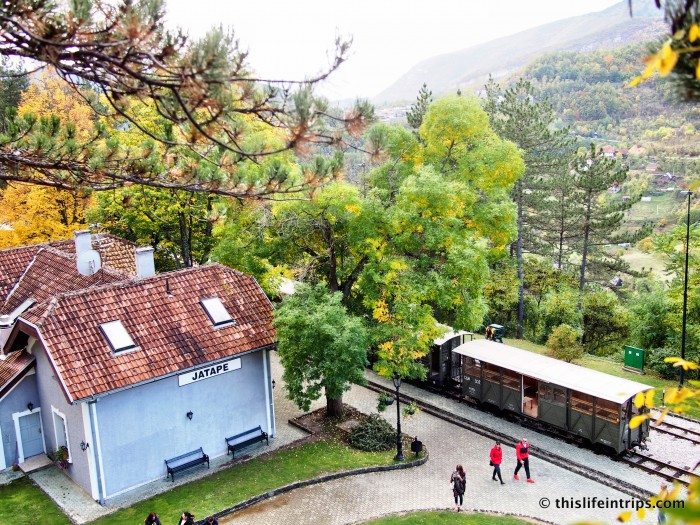 Šargan Eight Railway