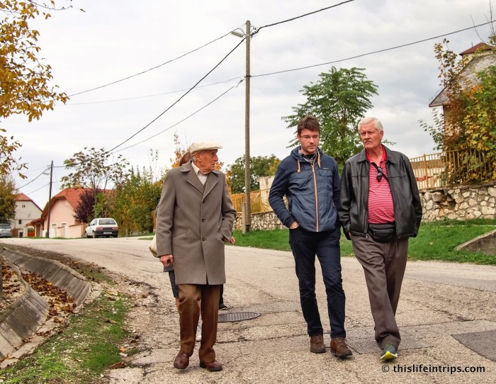 Tracing Roots in Hungary