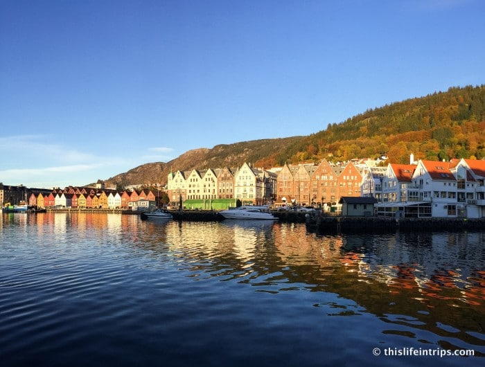 walk around Bergen