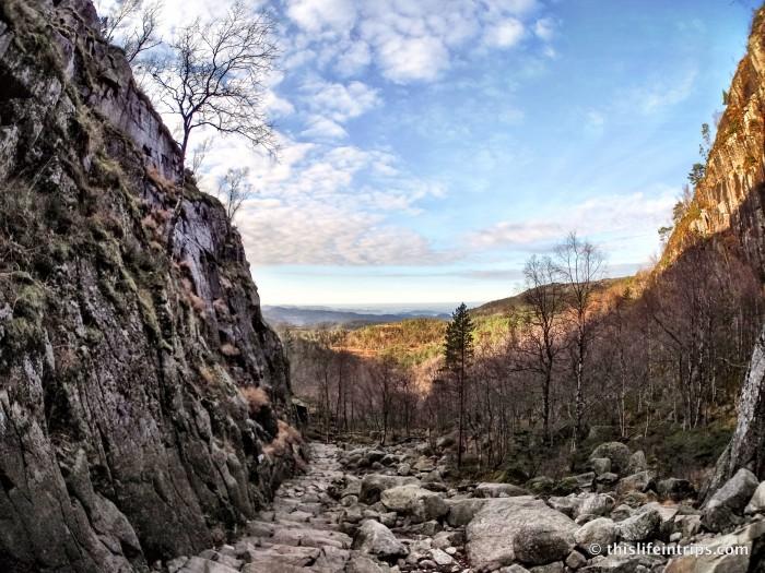 Hiking Preikestolen