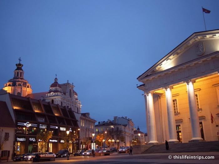 Vilnius highlights